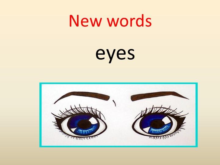 New wordseyes
