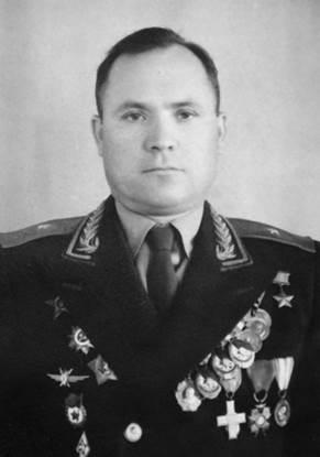 М.И.Мартынов, середина 1950-х годов