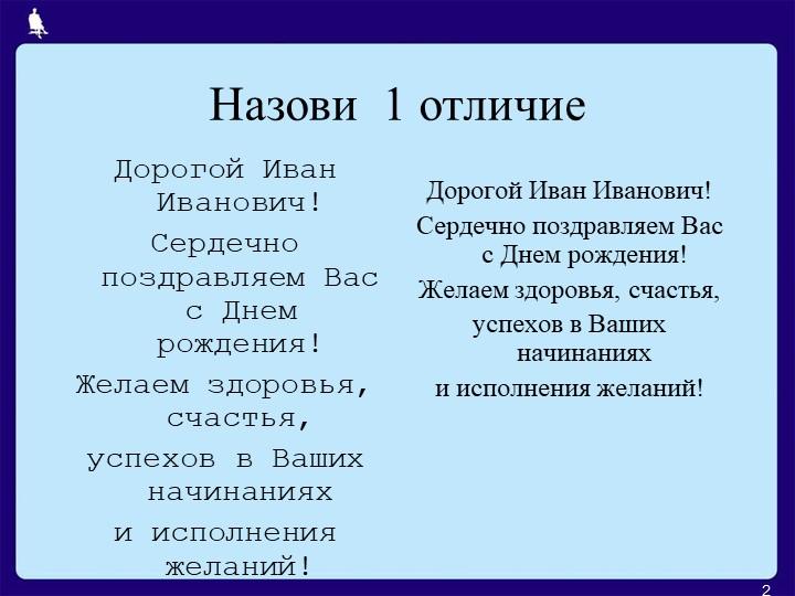 Дорогой Иван Иванович!Сердечно поздравляем Вас с Днем рождения!Желаем здоро...