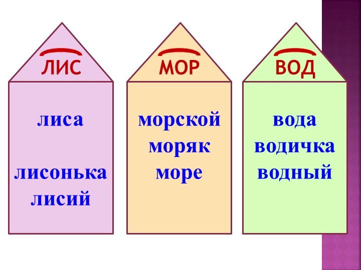 лисалистлисонькалисийЛИСморскойморякмореморозводаводичкаводный...