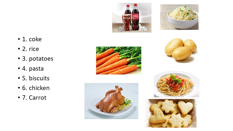 1. coke 