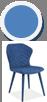 Стул Logan: купить мягкие стулья для кухни, гостиной в стиле модерн в  Киеве, Николаеве. - К-Мебель™