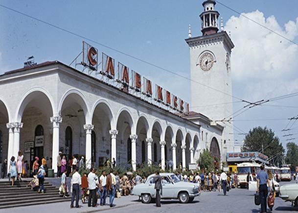 Построенный на болотах: краевед о Симферопольском вокзале |