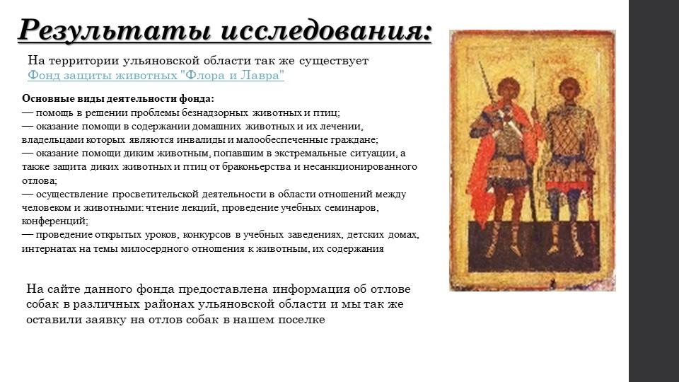 """На территории ульяновской области так же существует Фонд защиты животных """"Фл..."""