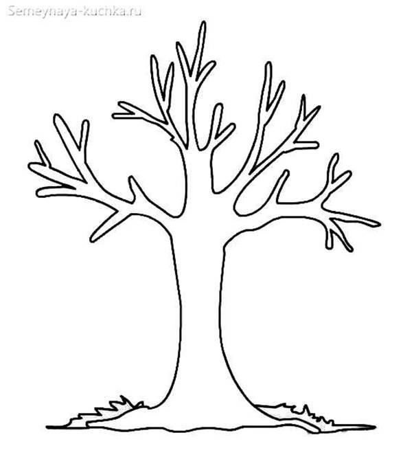 Крона дерева рисунок – Ой! — ГБУ ЦСПСиД «Печатники»