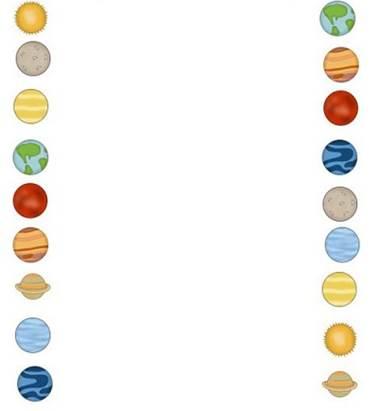 Картинки по запросу задание для дошкольников на тему космос