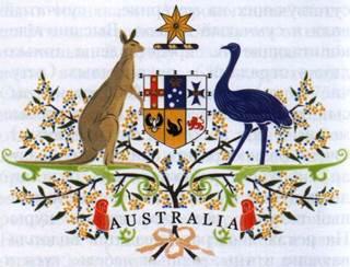 Карты Австралии 004