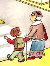 Рассказ о доброте детям
