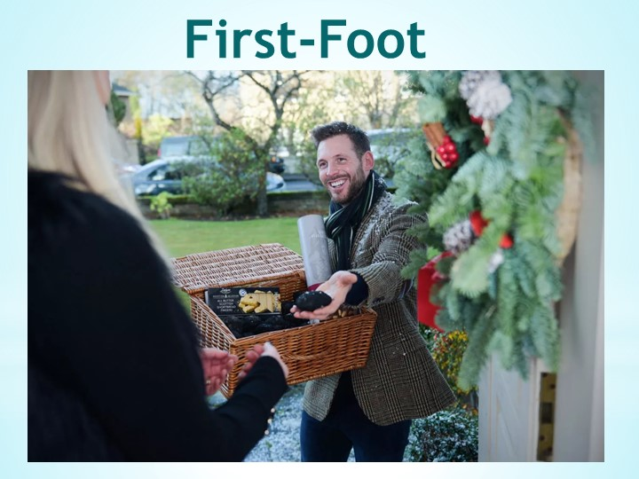 First-Foot